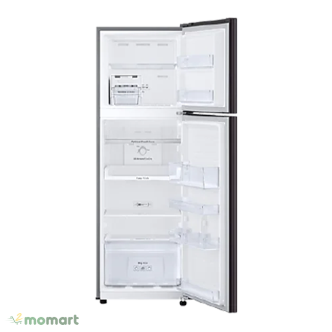 Bên trong Tủ lạnh Samsung Inverter 256 lít RT25M4032BY/SV