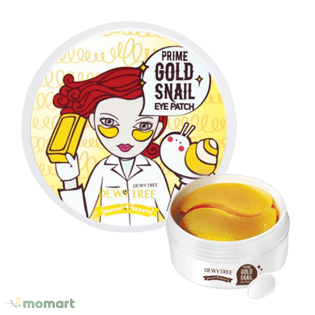 Thiết kế của Dewytree Prime Gold Snail Eye Patch