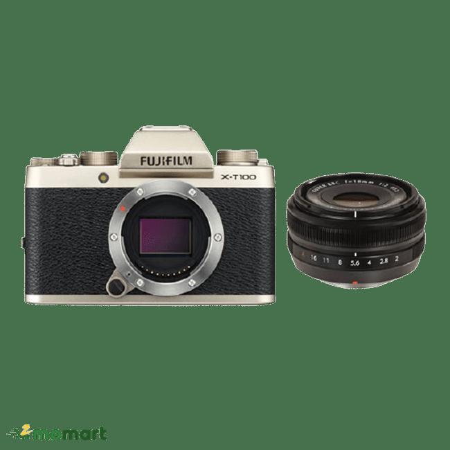 Ống kính của Fujifilm X-T100