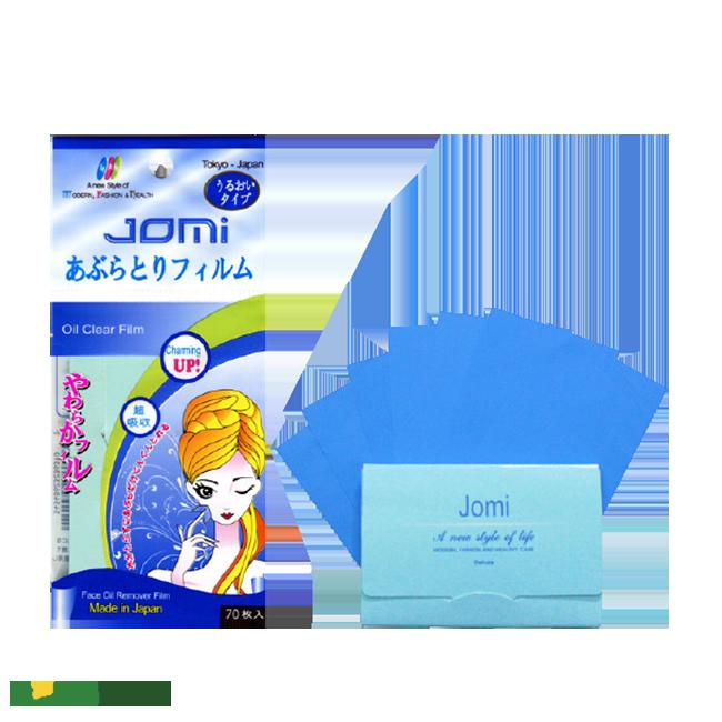 Giấy thấm dầu Jomi thương hiệu nổi tiếng nhất