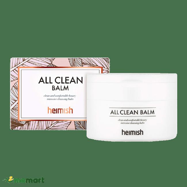 Thiết kế của Heimish All Clean Balm