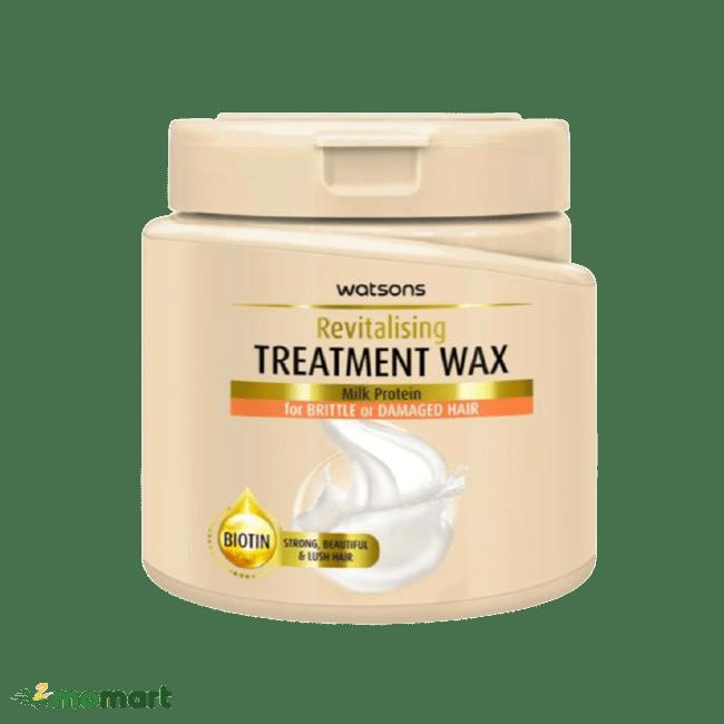 Kem Ủ Treatment Wax Watsons collagen