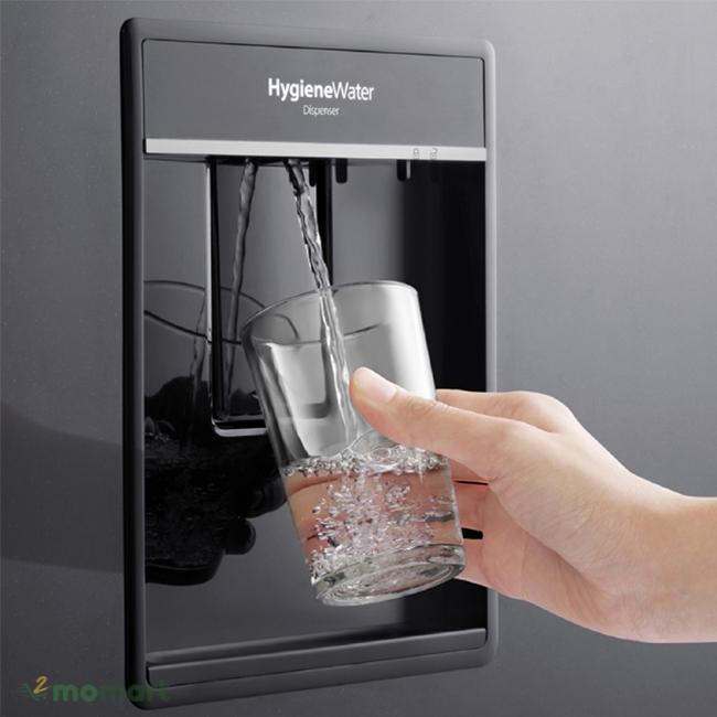 Khay chứa nước Tủ lạnh Panasonic Inverter 377 lít NR-BX421GPKV