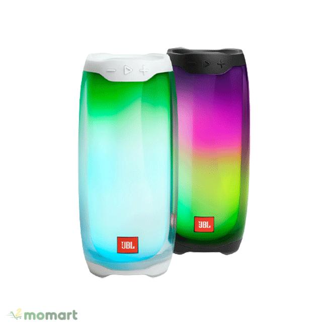 Loa Bluetooth JBL Pulse 4 đèn LED độc đáo