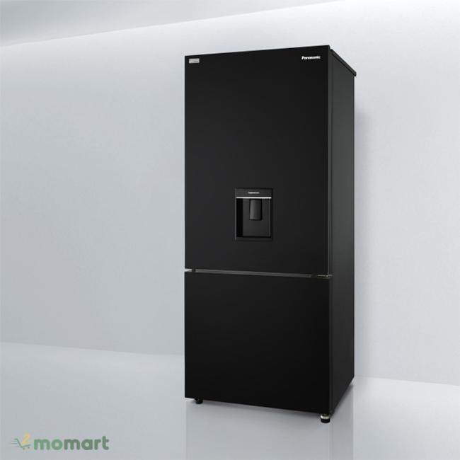 Mặt bên Tủ lạnh Panasonic Inverter 377 lít NR-BX421GPKV