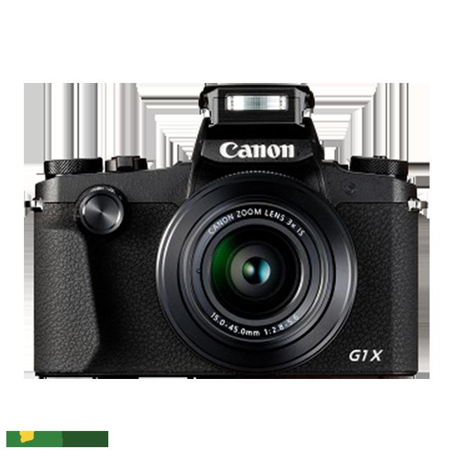 Máy ảnh Canon PowerShot G1 X Mark III cao cấp được ưa chuộng