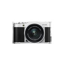 Máy ảnh Fujifilm X-A5 + XC 15-45mm F3.5-5.6 OIS PZ II (Bạc)