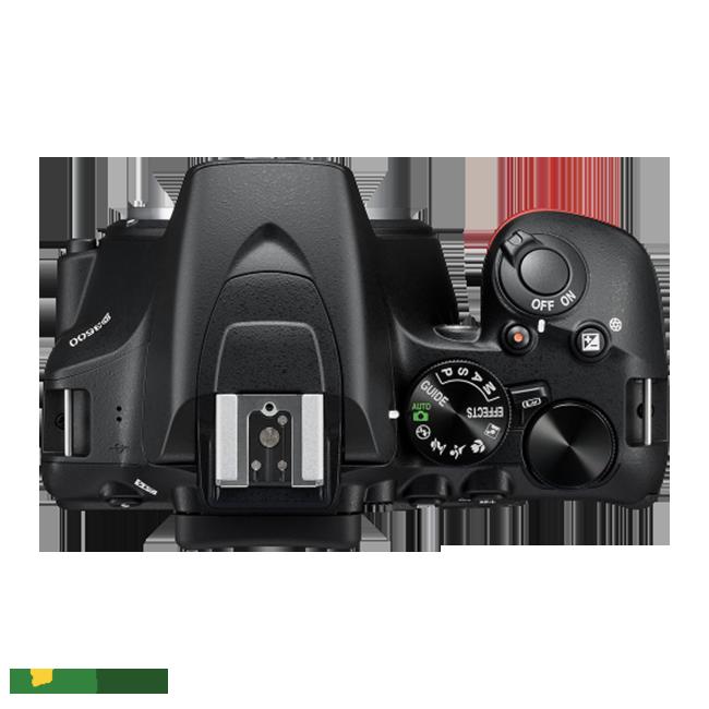 Máy ảnh Nikon D3500 cho hình ảnh đẹp sắc nét