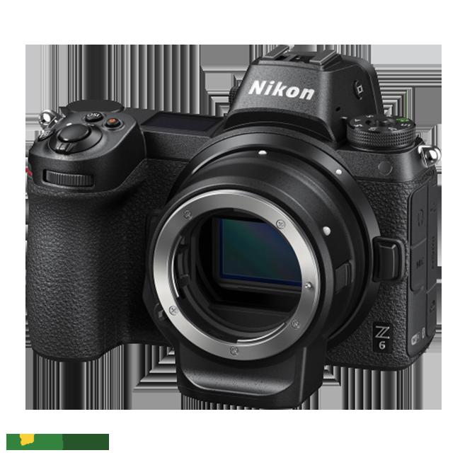 Máy ảnh Nikon Z6 chính hãng được ưa chuộng