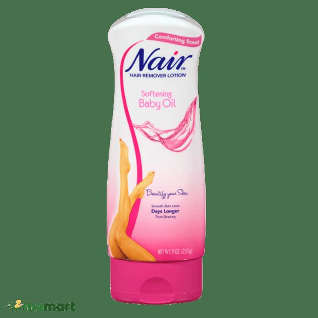 Nair Cream Hair Remover dành cho chân