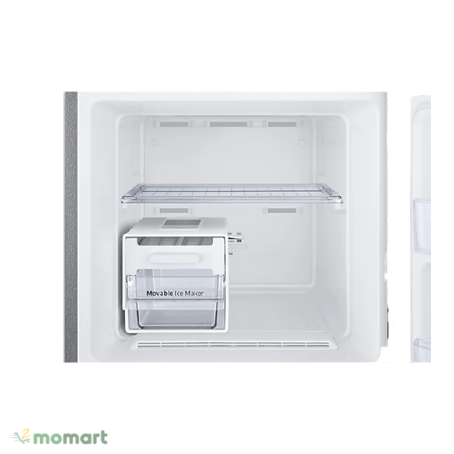 Ngăn đông Tủ lạnh Samsung Inverter 256 lít RT25M4032BY/SV