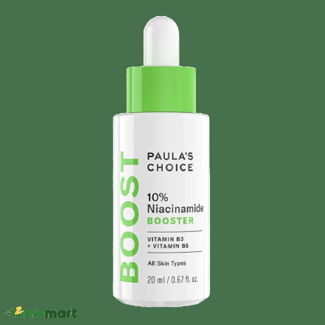 Thiết kế của Paula's Choice 10% Niacinamide Booster