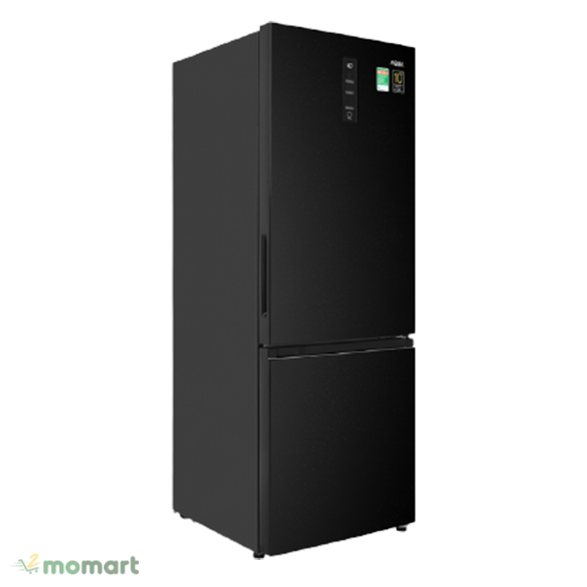 Tủ lạnh Aqua Inverter 292 lít AQR-B348MA(FB) thiết kế bắt mắt