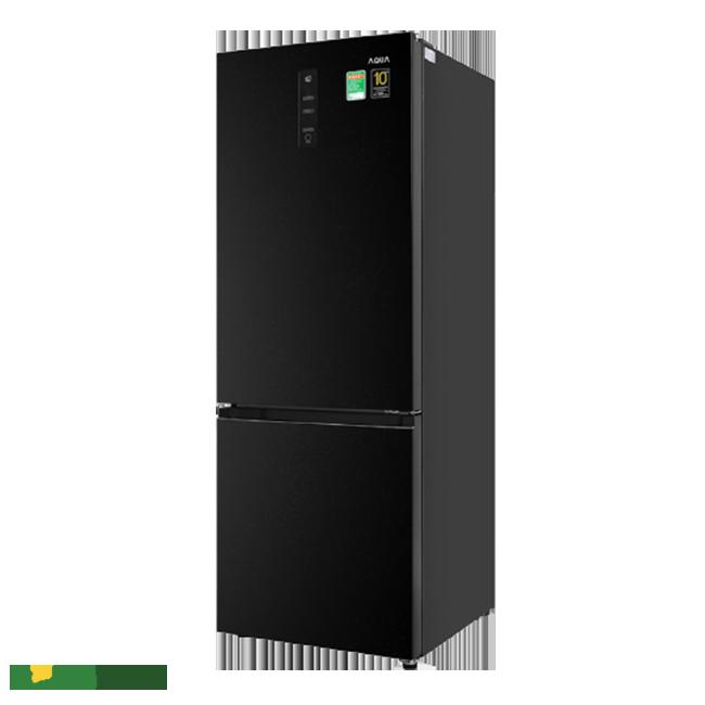 Tủ lạnh Aqua Inverter 292 lít AQR-B348MA(FB) chính hãng được ưa chuộng