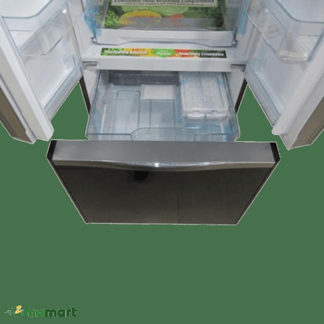 Ngăn chứa của Tủ lạnh Hitachi R-WB475PGV2