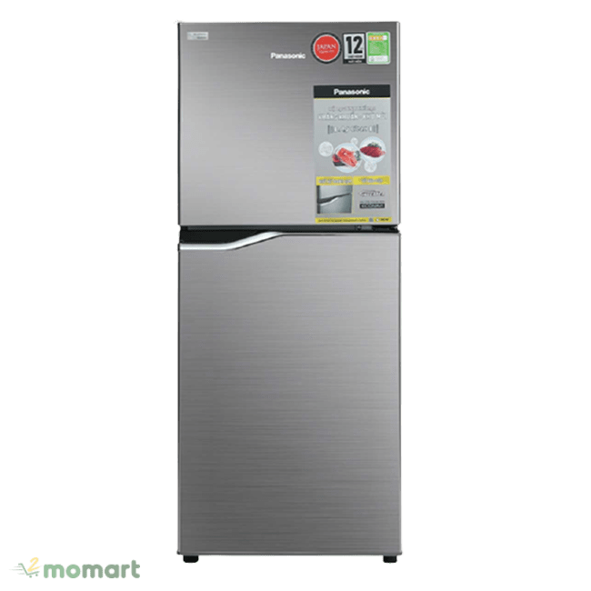 Tủ lạnh Panasonic Inverter 170 lít NR-BA190PPVN chụp trực diện