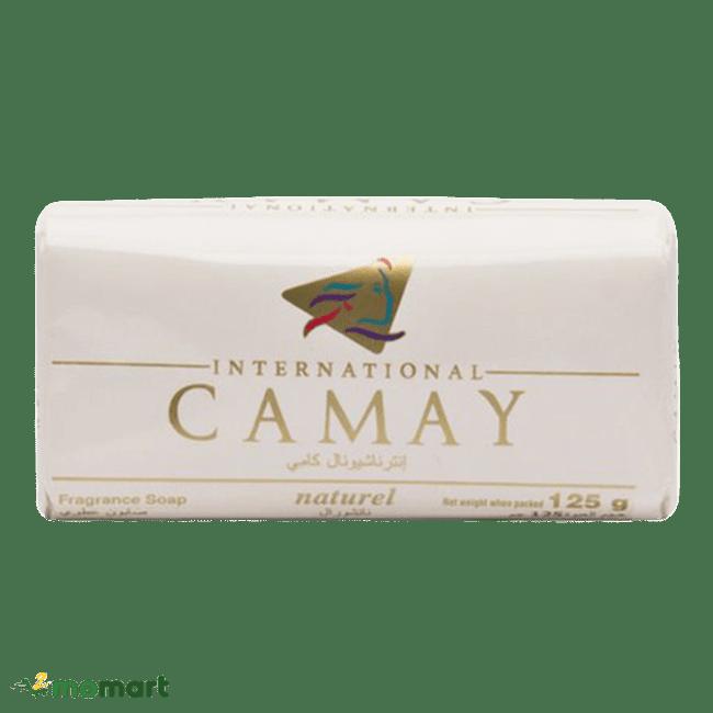 Xà bông Camay trắng