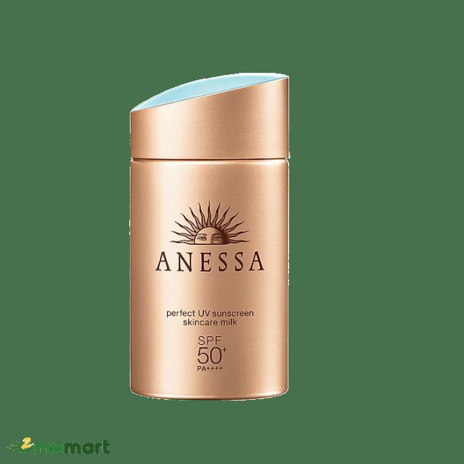 Anessa Perfect UV Sunscreen Skincare chống nước tốt