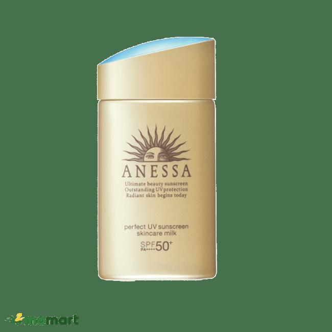 Anessa Perfect UV Sunscreen Skincare nổi tiếng