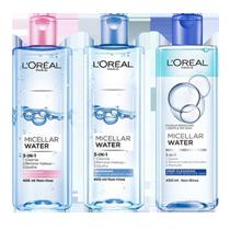 Nước tẩy trang L'Oreal Micellar Water an toàn cho da