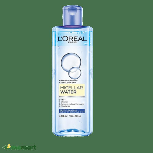 Nước tẩy trang L'Oreal không chất độc hại