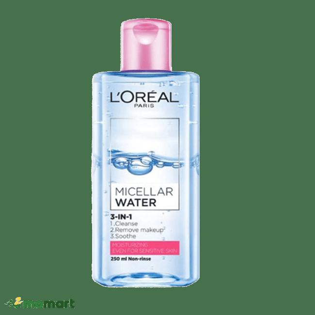 Nước tẩy trang L'Oreal làm sạch sâu bên trong