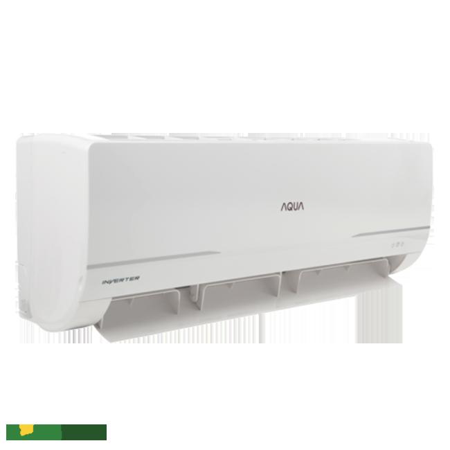 Máy lạnh Aqua AQA-KCRV12WNM mở công tắt