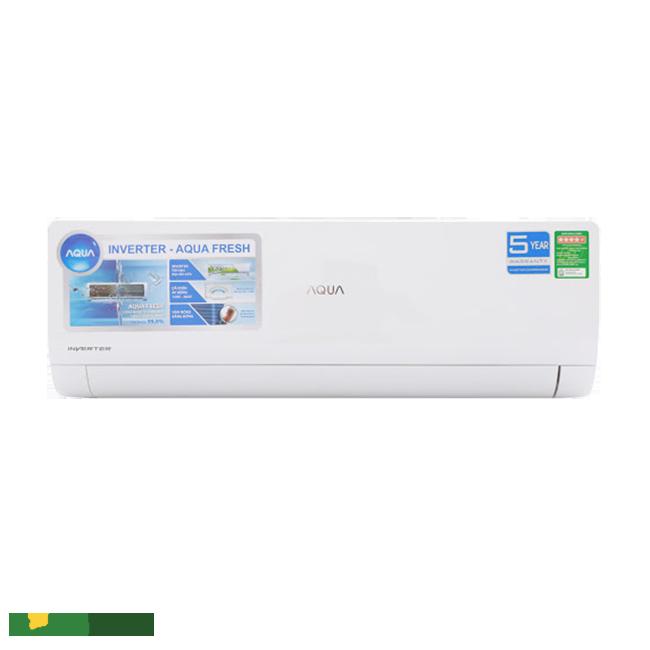 Một sả phẩm máy lạnh Aqua KCRV9WJB