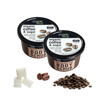 Organic Shop Organic Coffee & Sugar Body Scrub