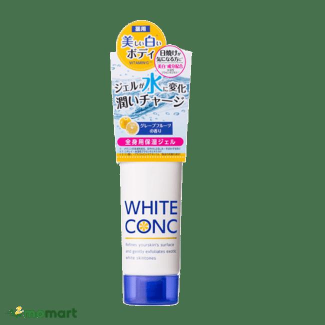 White Conc Body GC II dạng chai