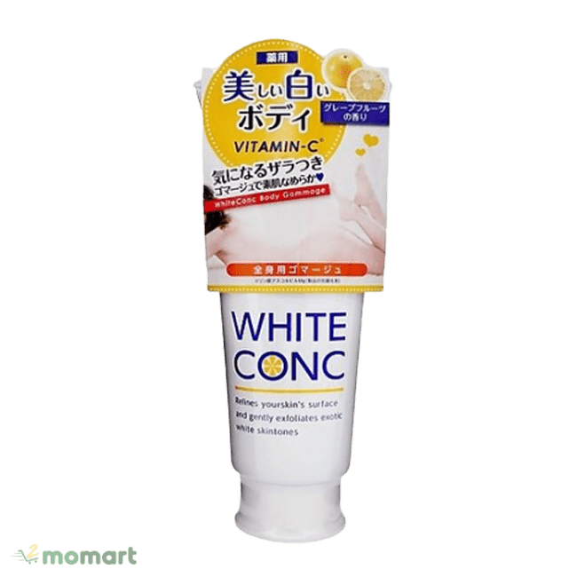 White Conc Body GC II