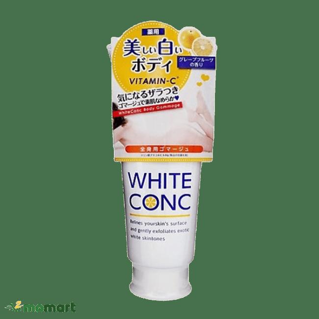 White Conc Body GC II sữa mịn