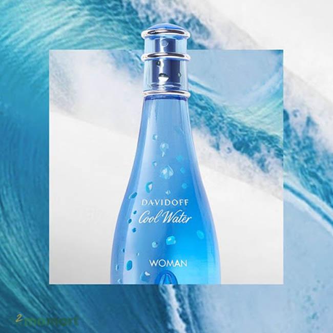 Chai Davidoff Cool Water Woman deodorant