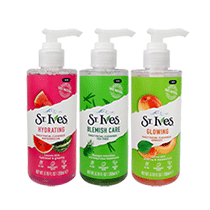 Gel rửa mặt St.Ives Daily Facial Cleanser thành phần tự nhiên