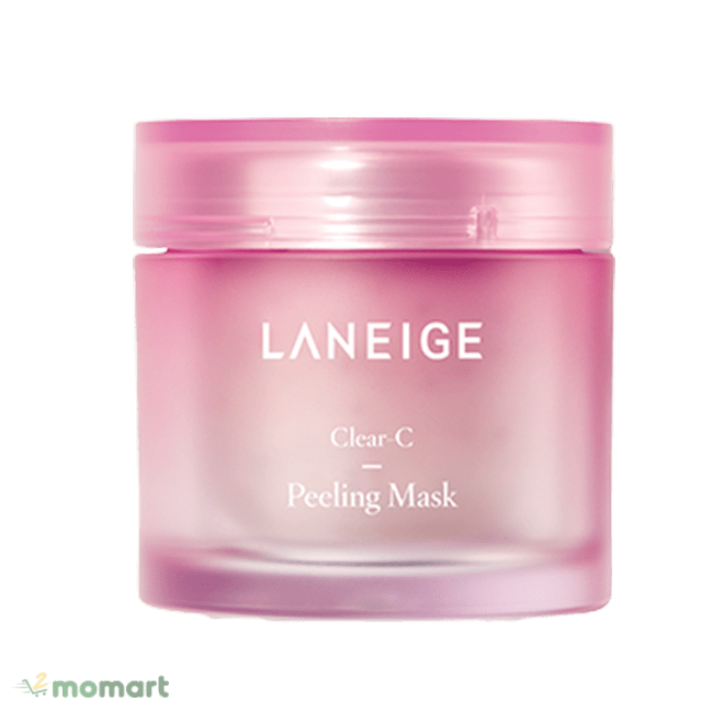 Thiết kế của mặt nạ Laneige Clear-C Peeling Mask