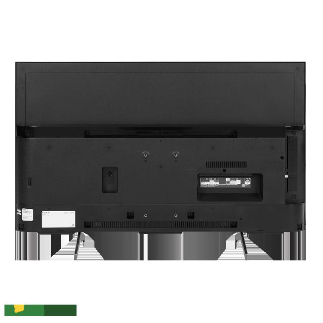 Mặt sau Tivi Sony 4K 43 inch KD-43X8000H