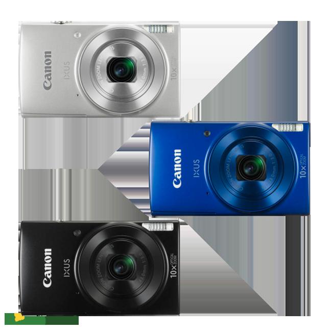 Máy ảnh Canon IXUS 190 giá thành tốt