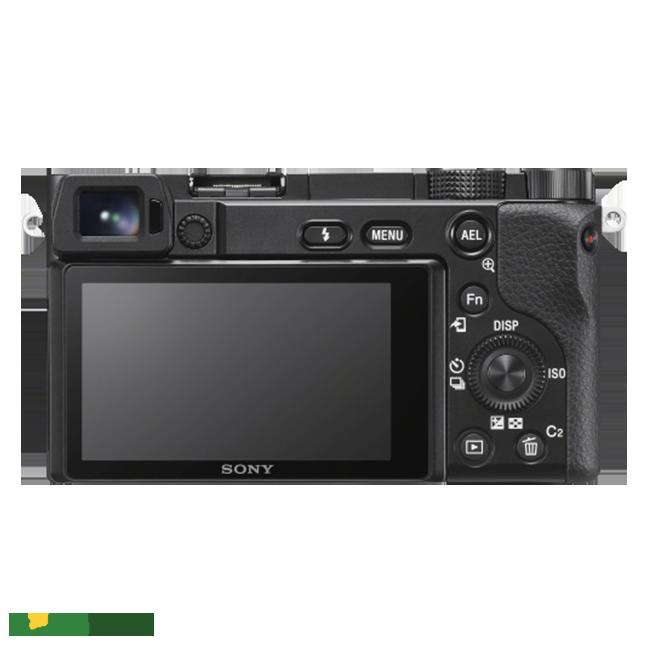Máy ảnh Sony A6100 thiết kế đẹp sắc sảo
