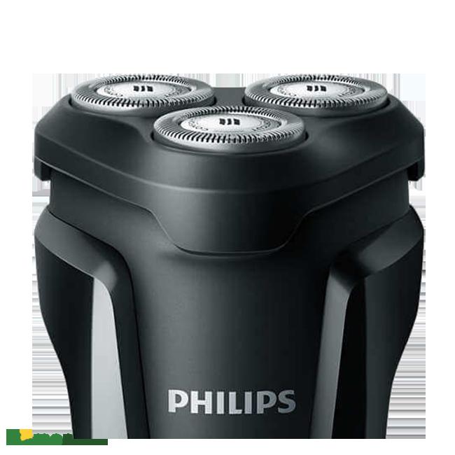 Máy cạo râu Philips S1010 dễ sử dụng