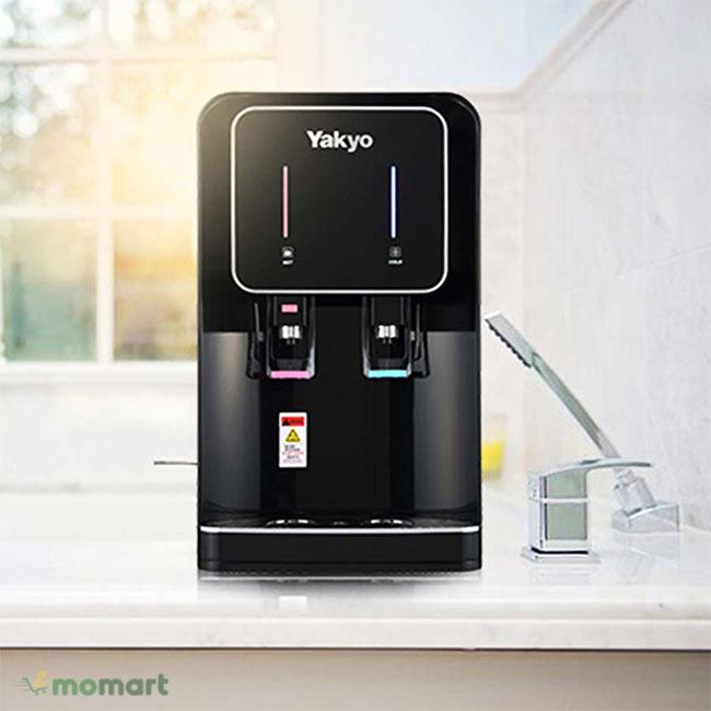 Thiết kế của máy lọc nước Nano Yakyo 820N