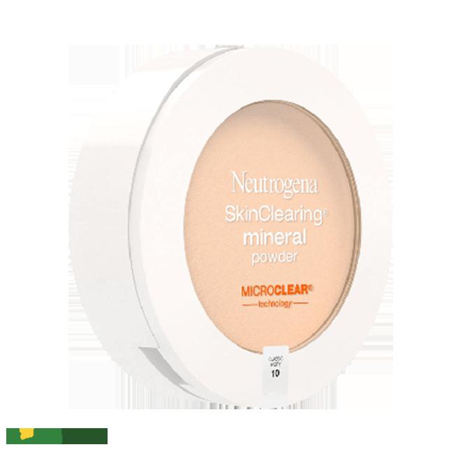 Phấn phủ Neutrogena SkinClearing Mineral Powder cao cấp