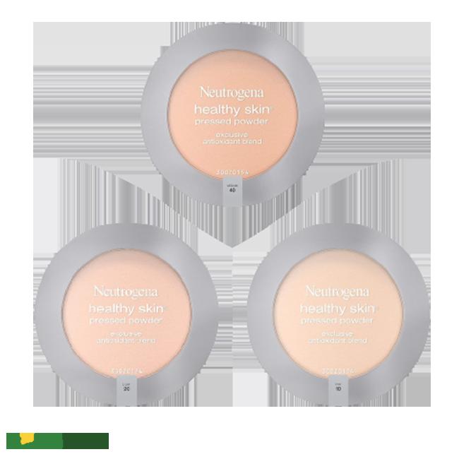 Phấn phủ Neutrogena SkinClearing Mineral Powder thiết kế đơn giản