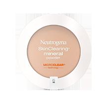 Phấn phủ Neutrogena Skin Clearing Mineral Powder thành phần lành tính