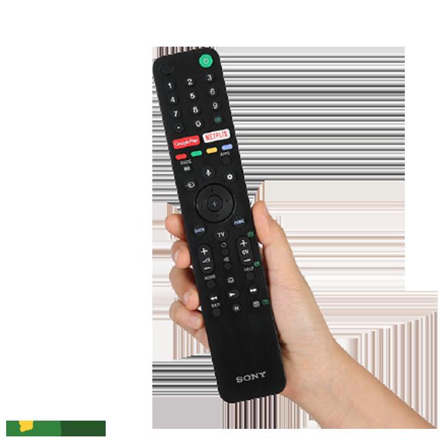 Remote Tivi Sony 4K 43 inch KD-43X8000H