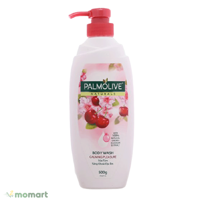 Sữa tắm Palmolive Naturals mềm mịn làn da
