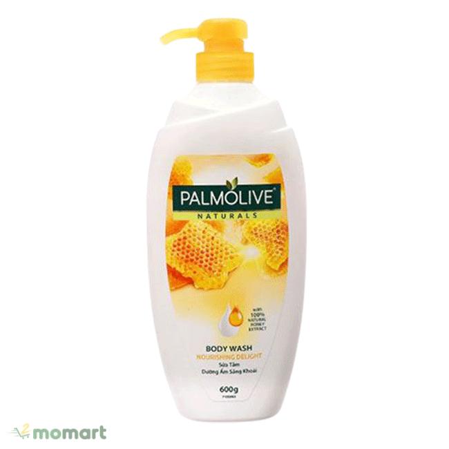 Sữa tắm Palmolive Naturals làm mềm da