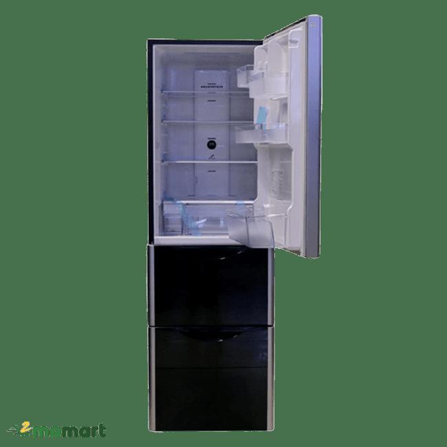 Tủ lạnh Hitachi R-SG38PGV9X(GBW) inverter 375 lít sản phẩm