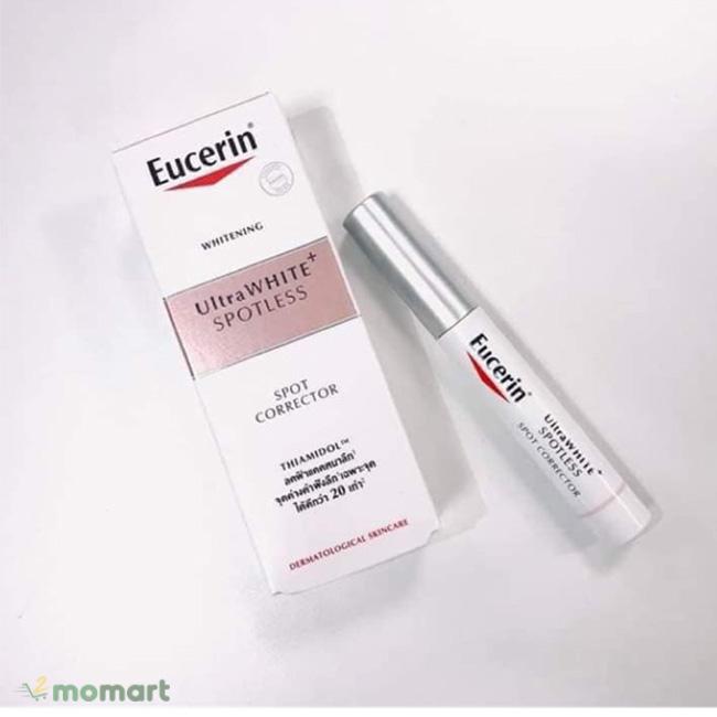 Eucerin Ultra White Spotless thiết kế