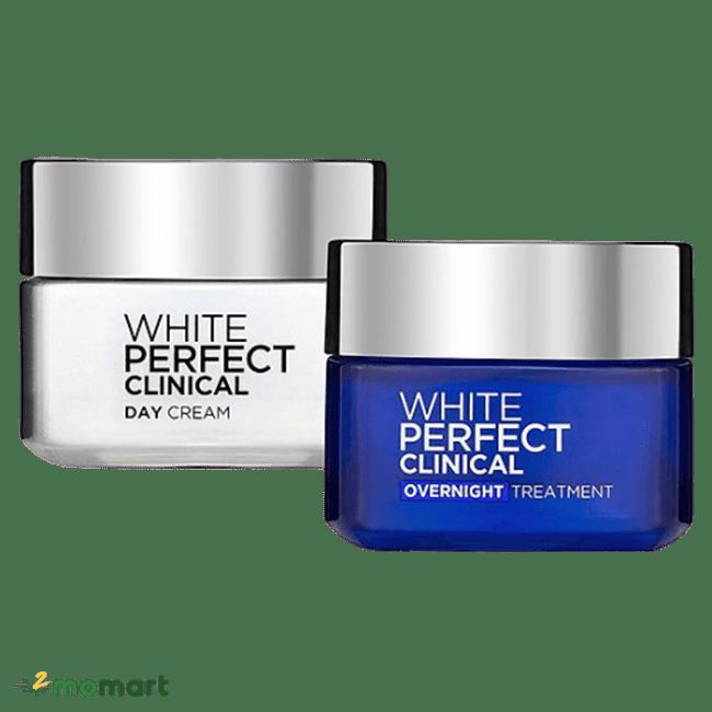 Kem dưỡng da Loreal White Perfect Clinical