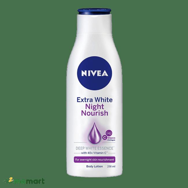 Nivea Extra White Night Nourish